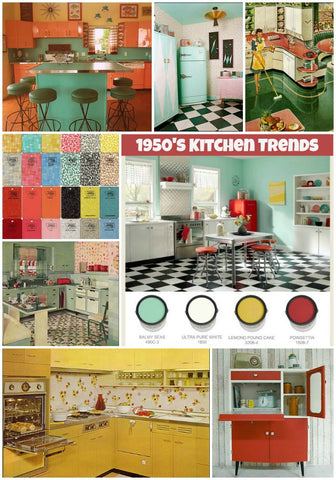 mid-century home décor trends – vintage virtue