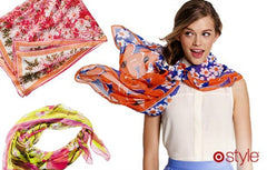 Target Reintroduces Vera Neumann Line of Scarves
