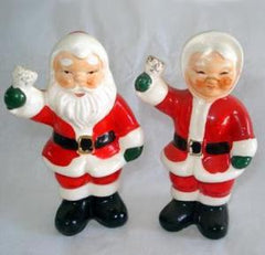 Napocoware Christmas Salt and Pepper