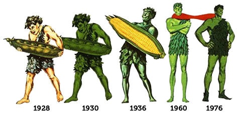 Evolutio of the Jolly Gree Giant