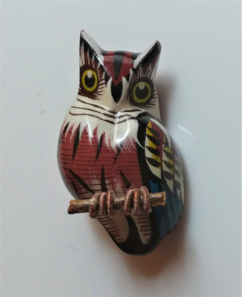 Takahashi Bird Owl Reproduction 1970s