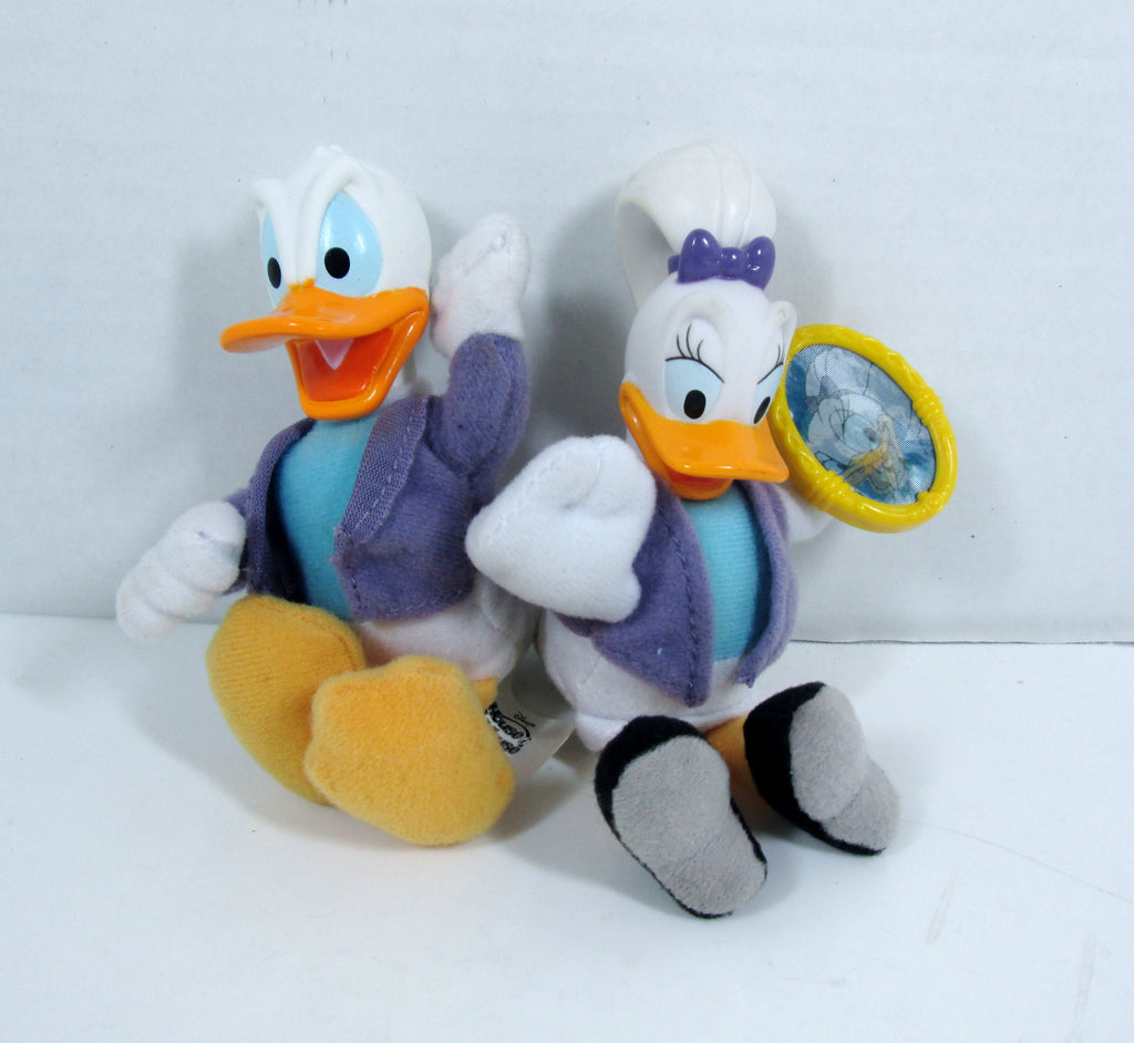 Disney House of Mouse Daisy and Donald Duck Plush McDonald's