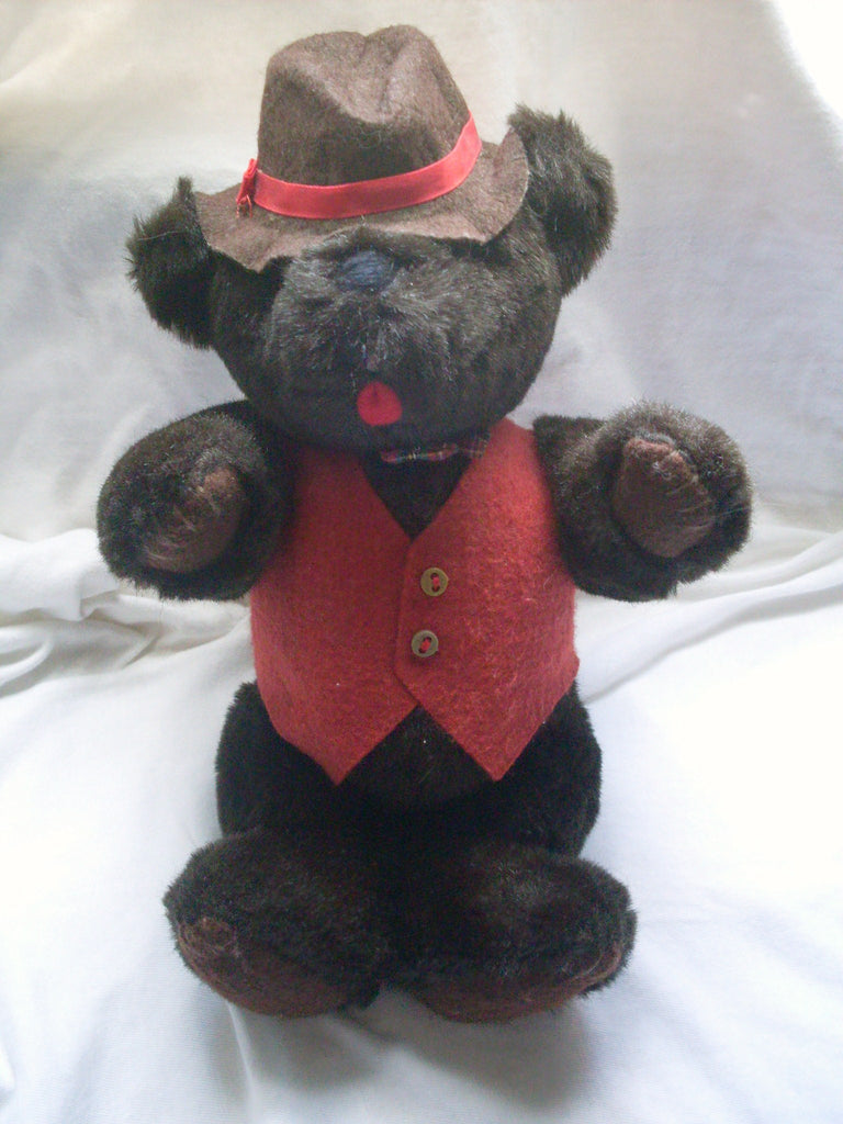 Vintage Kent Collectible Grandfather Bear 1985