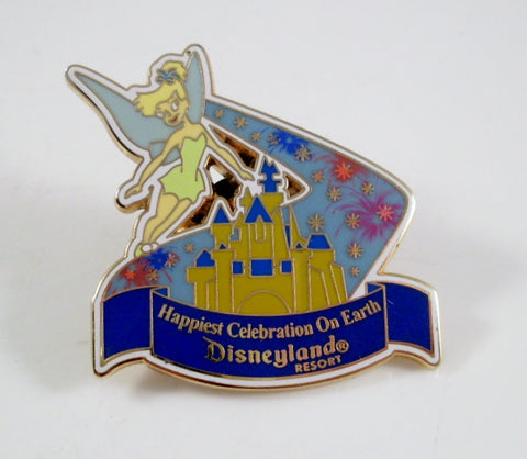 Tinkerbell Disneyland Resort Trading Pin 2005