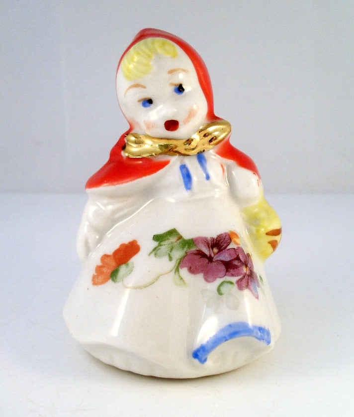 Hull Little Red Riding Hood Single Salt Shaker