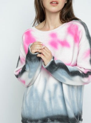 Load image into Gallery viewer, Megan Graffiti Sweater