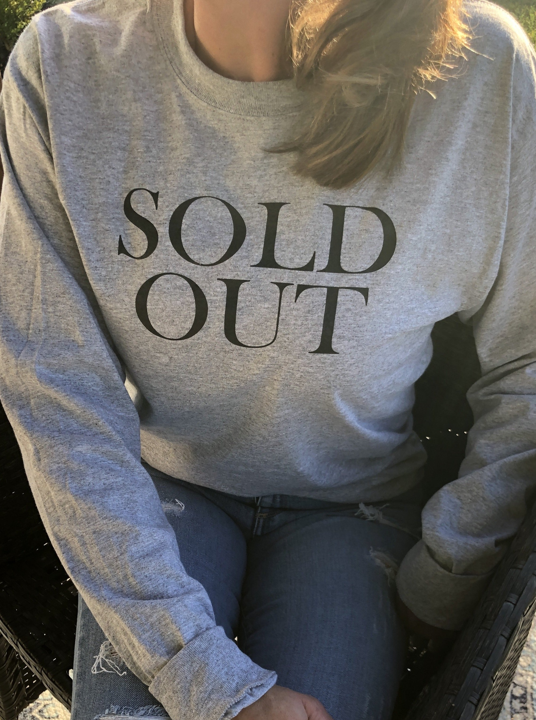 Load image into Gallery viewer, Tinsley Sold Out Long Sleeve Tee