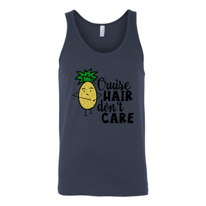 Unisex Tank - Cruise Hair don't Care