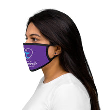 Load image into Gallery viewer, Unisex Face Mask - Blue Whale