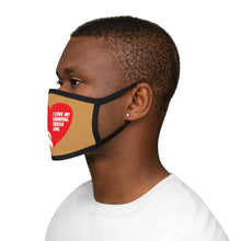 Load image into Gallery viewer, Unisex Face Mask - Heart
