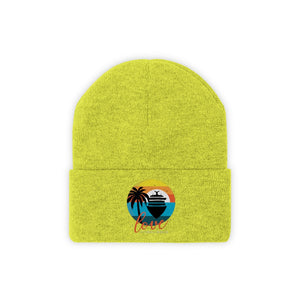 Knit Beanie - I Love My Carnival Cruise Line (10 colors)