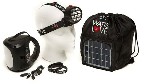ULTIMATE SOLAR LIGHT PACKAGE