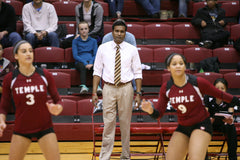 Bakeer Ganesharatnam -Temple Head Volleyball Coach