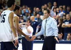 Shawn Olmstead - BYU Head Men's Volleyball Coach