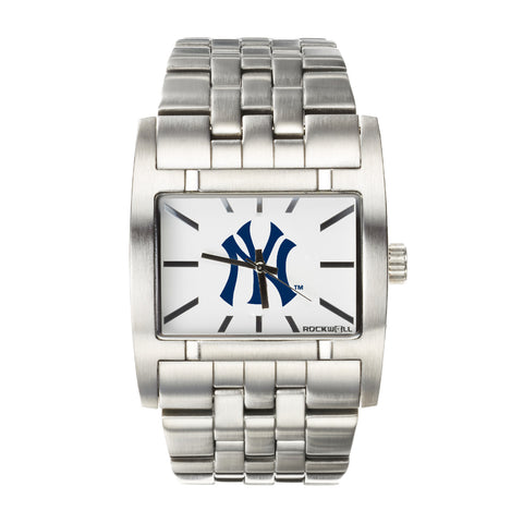 new york yankees silver apostle