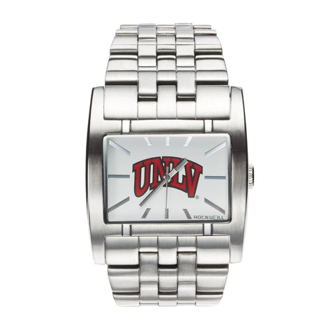 UNLV Rebels Rockwell Apostle Watch - Stainless Steel
