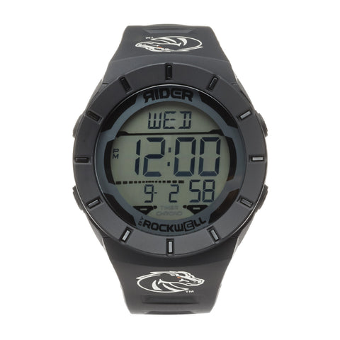 Boise State Broncos Rockwell Coliseum Digital Sport Watch - Black