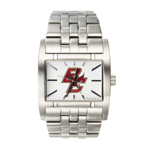 Boston College Eagles Rockwell Apostle Watch - Stainless Steel