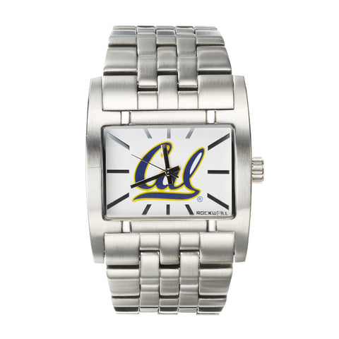 Cal Bears Rockwell Apostle Watch - Stainless Steel