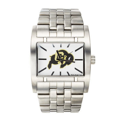 Colorado Buffaloes Rockwell Apostle Watch - Stainless Steel
