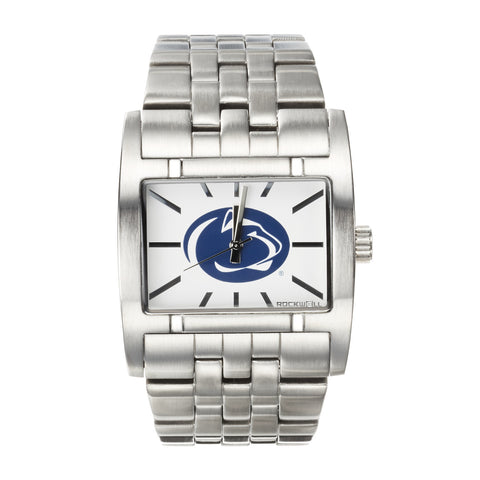 Penn State Nittany Lions Rockwell Apostle Watch - Stainless Steel