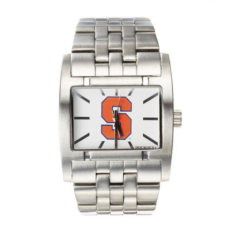 Syracuse Orange Rockwell Apostle Watch - Stainless Steel