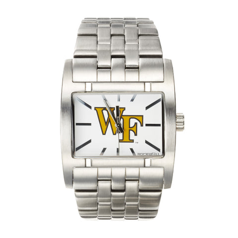 Wake Forest Demon Deacons Rockwell Apostle Watch - Stainless Steel