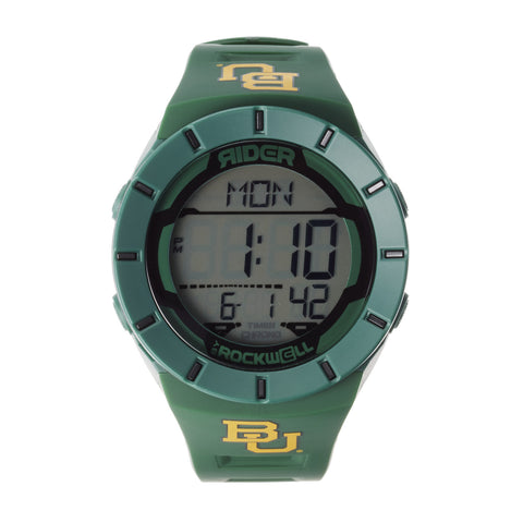 Baylor Bears Rockwell Coliseum Digital Sport Watch - Green