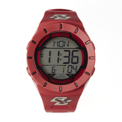 Boston College Eagles Rockwell Coliseum Digital Sport Watch - Crimson