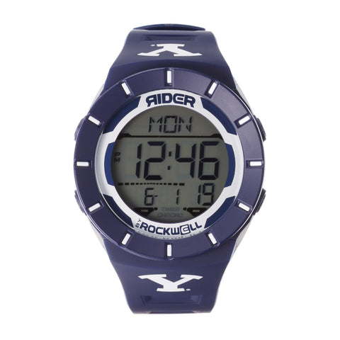 BYU Cougars Rockwell Coliseum Digital Sport Watch - Blue