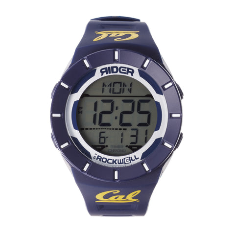 Cal Bears Rockwell Coliseum Digital Sport Watch - Navy