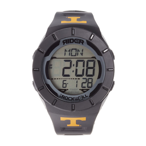 Tennessee Volunteers Rockwell Coliseum Digital Sport Watch - Black