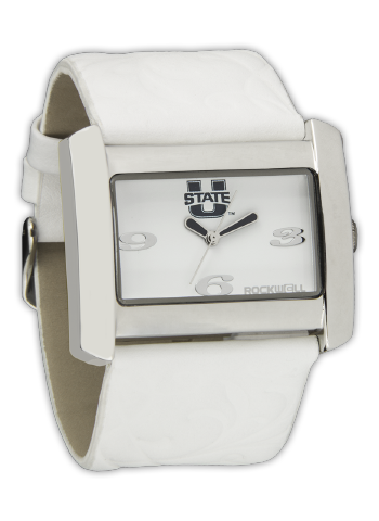 USC White Wrist Watch