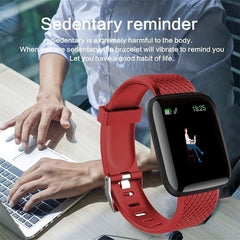 2020 Smart Watch Women Men Smartwatch For Apple IOS Android Electronics Smart Fitness Tracker With Silicone Strap Sport Watches