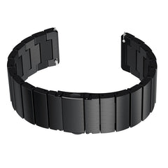 For Fitbit Versa Bracelet Wrist Band Smart Accessories Stainless Steel Replacement watch band Black