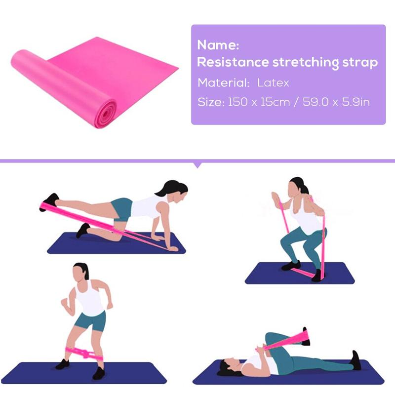 5pcs Yoga Accessories Set