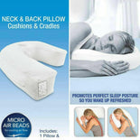 Side Sleeper U- Shape Pillow