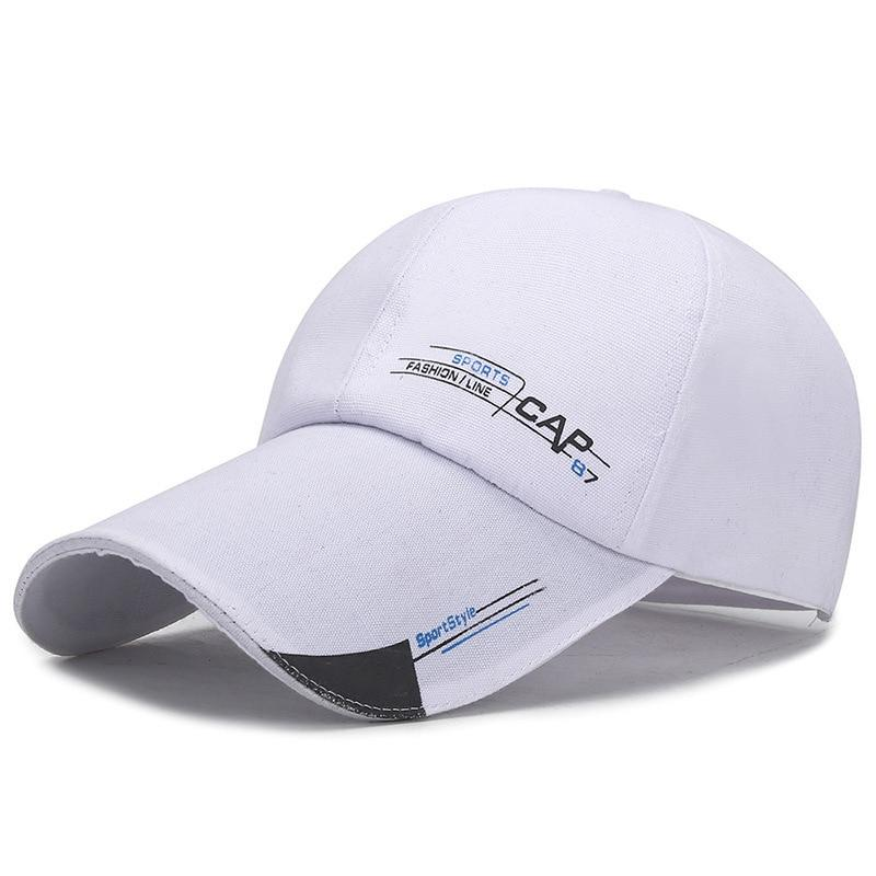 Quick Dry Waterproof Sports Peaked Cap Sun Hat Space Baseball Cap Women Men Golf Outdoor Street Hiphop Hats Caps