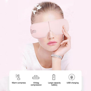 Bluetooth Smart vibration Eye Massager