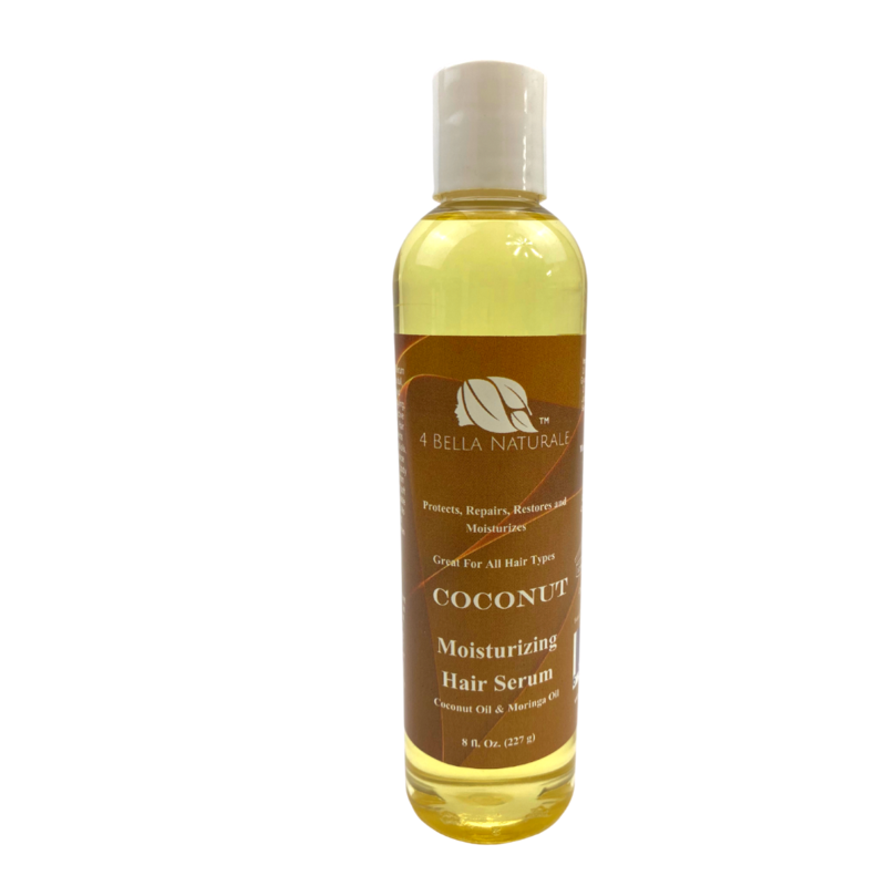 Coconut Hair Serum 8 oz Hair Oil