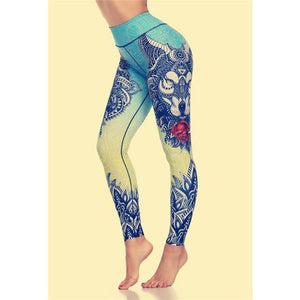 Original Wolf Printed Leggings