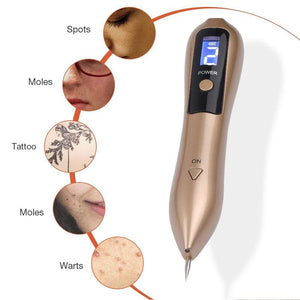LED Lighting Laser Tattoo Mole Remover