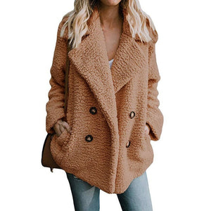 Fluffy Fur Jackets(Plus Size Available)