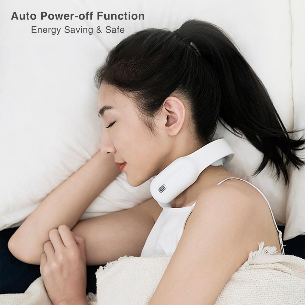 Smart Electric Pulse Neck Massager