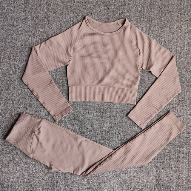 Women's Sets Brown