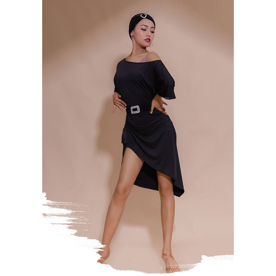 Ballroom Samba Salsa Latin Dance Practice Dress