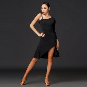 Latin Dance Performance Dress