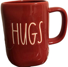 Load image into Gallery viewer, HUGS KISSES Mug