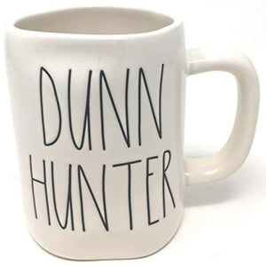 DUNN HUNTER Mug