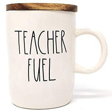 Load image into Gallery viewer, TEACHER FUEL Mug